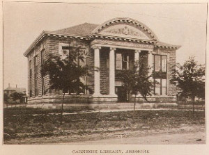 ardmore carnegie library