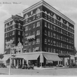 Hotel Ardmore from 1920